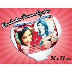 Almohada Corazón 38x34cm