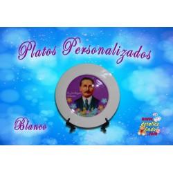 Plato 8 Pulgadas